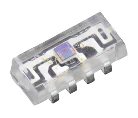 VEML7700-TT Vishay, Ambient Light Sensor, Ambient Light to Digital Data I2C 4-Pin