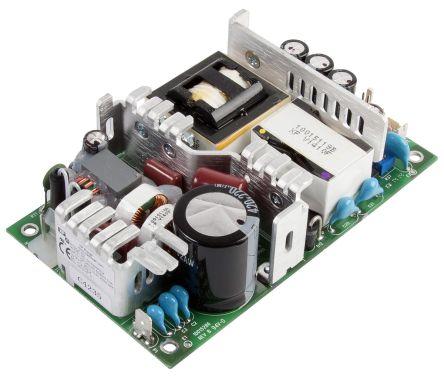 XP Power, 250W AC-DC Converter, 12V dc, Open Frame, Medical Approved