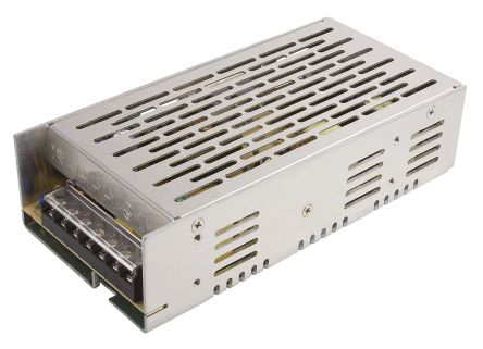 XP Power 150W Embedded Switch Mode Power Supply SMPS, 12.5A, 12V dc