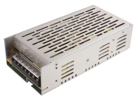 XP Power 150W AC-DC Converter, 12.5A, 12V dc