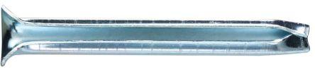 Dewalt Zinc Plated Steel Round Nails; 150mm x