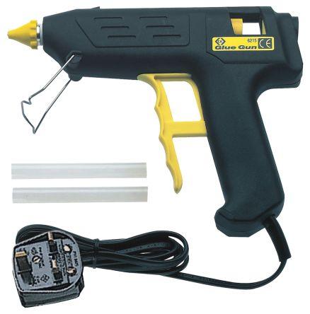 T6215 240V Hot Melt Glue Gun, UK Plug