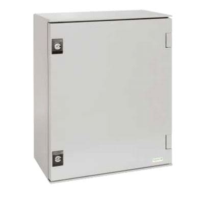 Thalassa PLM IP66 Wall Box, PET, Grey, 530 x 430 x 200mm