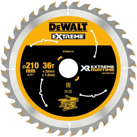 Xtreme Runtime 210mm x 30mm 36T CSB