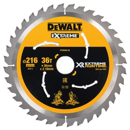 Xtreme Runtime 216mm x 30mm 36T CSB