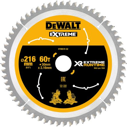 Xtreme Runtime 216mm x 30mm 60T CSB