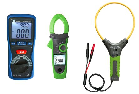 ISO-TECH IPM245F Clamp Meter, Max Current 999.9A ac CAT III 1000 V, CAT IV 600 V