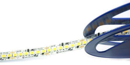 Intelligent LED Solutions White LED Strip 24V dc, ILX-E507-SW10-3240-SD201.