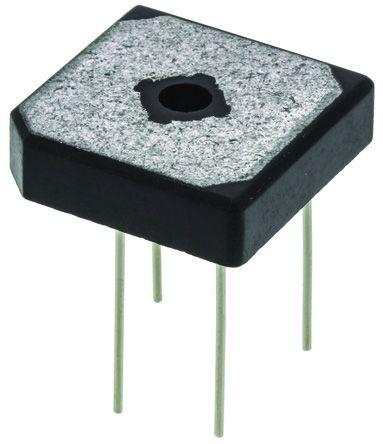 Fagor Electronica FB2506L-B250/220-25L, Bridge Rectifier, 25A 600V, 4-Pin  Power L