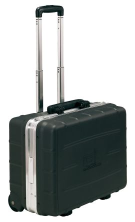 GT Line Polypropylene Tool Case Wheeled, 465 x 255 x 352mm