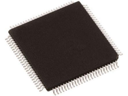 Xilinx FPGA XC3S200A-4VQG100I, Spartan-3A 4032 Cells, 200000 Gates,  288kbit, 4032 Blocks, 100-Pin VQFP