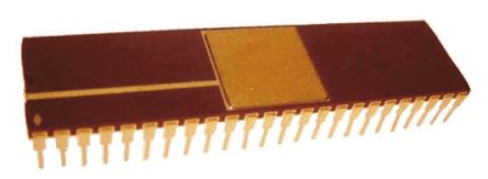 AD2S80AJD, Resolver to Digital Converter 16 bit- Differential-Input Parallel 16.25 rps, 40-Pin SBDIP