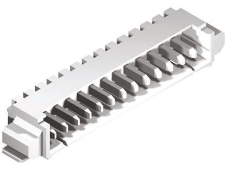 Molex 53261-1371 Штыревой разъем печатной платы