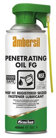 400 ml Perma-Lock Penetrating Oil FG Aerosol for Food Industry Use product photo