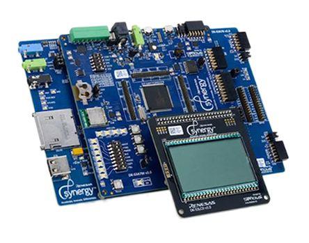 Renesas Electronics Synergy DK-S3A7 MCU Development Kit YSDKS3A7E20J