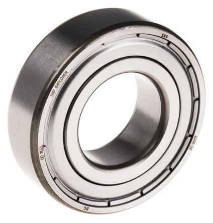 40mm OD 90mm Width 23mm 6308-RZ Radial Ball Bearing Double Shielded Bore Dia