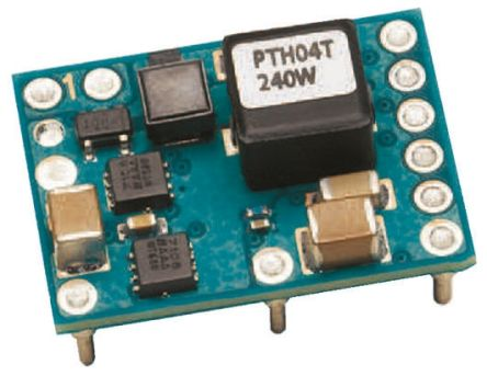Texas Instruments PTH04T240WAD, DC-DC Power Supply Module 5.5 V Input, 11-Pin, DIP Module