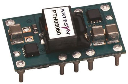 Texas Instruments PTH05060WAD, DC-DC Power Supply Module 10A 325 Khz 10-Pin, DIP Module