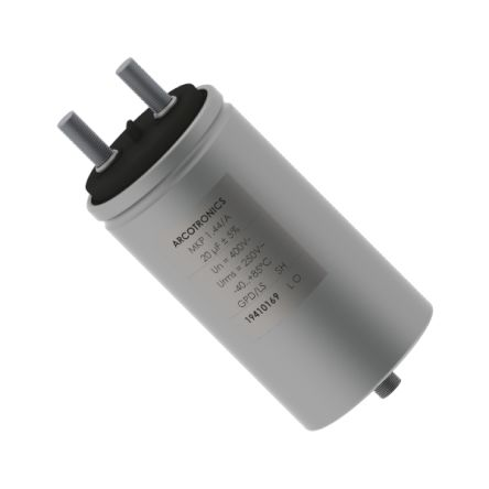 Polypropylene Film Capacitors | RS Components
