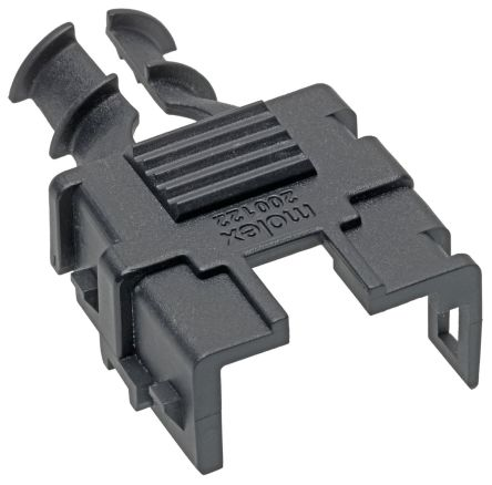 Molex, Mega-Fit Backshell Cover for use with 171692 Mega-Fit Receptacle Housing