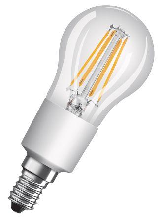 180681 | Orbitec E14 LED GLS Bulb 4 W(40W), 2700K, Warm