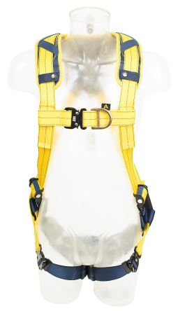 1112952 Dbi Sala Dbi Sala Front Rear Attachment Safety Harness 123 6154 Rs Components