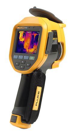 Fluke Ti450 Thermal Imaging Camera, Temp Range: -20 → +1200 °C 320 x 240 pixel, 640 x 480 pixel