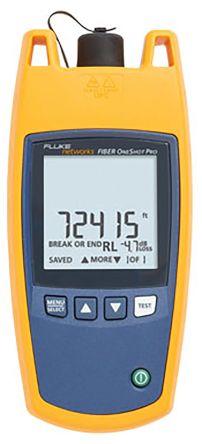 Fluke Networks Fibre Optic Test Equipment FQM-SFP-M Mulit Mode Fiber Distance and Fault Locator