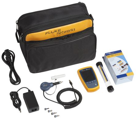 Fluke Networks Fibre Optic Test Equipment FI-525 Fiber Inspection Scope