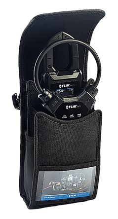 Clampmeter Case for use with Clamp Meter, Universal Flex Current Probe Accessory product photo