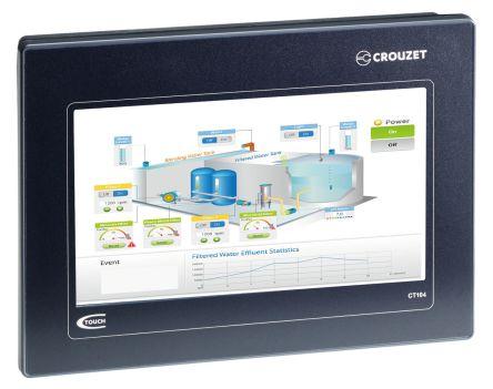 Crouzet em4, Millenium 3 Touch Screen HMI - 4.3 in, TFT LCD Display, 480 x 272pixels