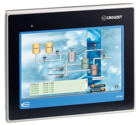 2711r t10t allen bradley panelview 800 touch screen hmi 10 in lcd
