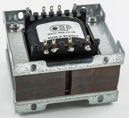 Panel Mount Audio Transformer 4 Ω, 8 Ω, 16 Ω 25W