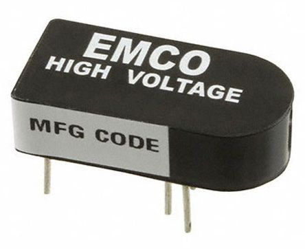 AH60N-5 DC to High Voltage DC Converter 0 -> 5 V dc 250µA 6kV dc product photo