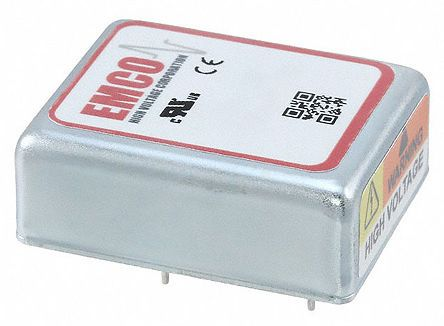 XP Power C02 DC-High Voltage DC Non-Isolated Converters 1 5mA 200V dc 1W