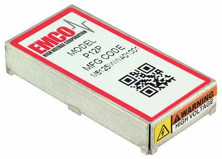 XP Power FS05-15 DC to High Voltage DC Converter 0 → 15 V dc 20mA 500V dc