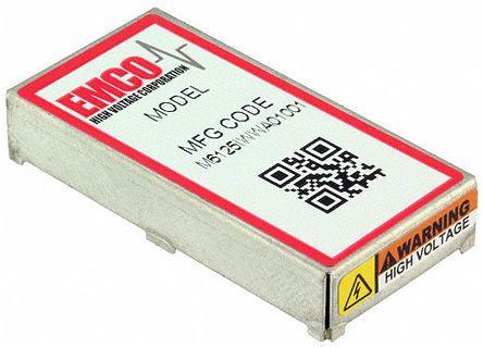 XP Power P20P DC-High Voltage DC Non-Isolated Converters 1 1μA 2kV 2.4mW