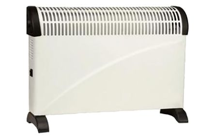 2kW Convector Heater, Floor Mounted, Type G - British 3-pin