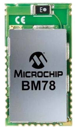 Microchip BM78SPPS5MC2-0002AA Bluetooth Chip 4 2