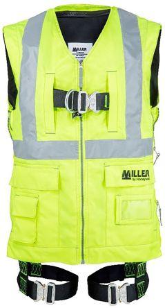 Front, Rear Attachment Stretchable reflective Hi-Vis Fall Arrest Harnesses & Vest product photo