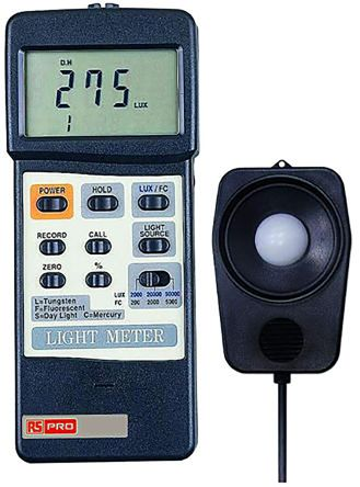 Light Meter With RS Calibration product photo