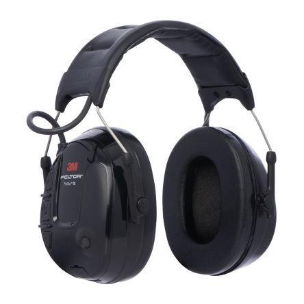 3M PELTOR ProTac III Listen Only Electronic Ear Defenders, 26dB