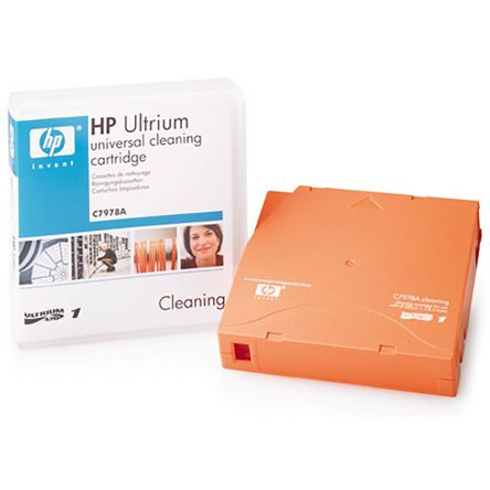 Hewlett Packard HPE, LTO Cleaning Cartridge