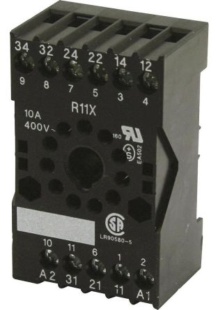 R11X Socket RT Series Industrial Relay product photo