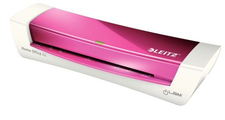 iLAM Hot A4 Laminator Pink product photo