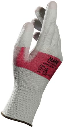Mapa Spontex Ultra General Purpose Reusable Gloves, size 10, Grey, Red