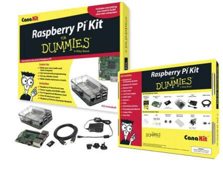 Canakit Raspberry Pi 3 B for Dummies Kit