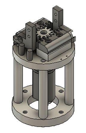 St Robotics Electric Parallel Robot Gripper