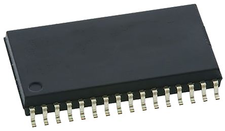 Cypress Semiconductor CY14B101LA-SZ25XI NVRAM Memory, 1Mbit, 25ns, 2.7 to 3.6 V 32-Pin SOIC