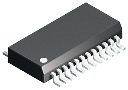 CPT007B-A02-GU, Capacitance to Digital Converter, 24-Pin QFN